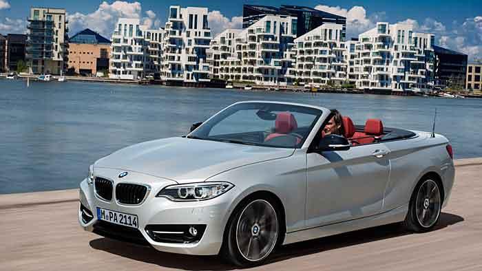 BMW komplettiert mit dem 2er Cabrio das Kompaktklassen-Angebot.