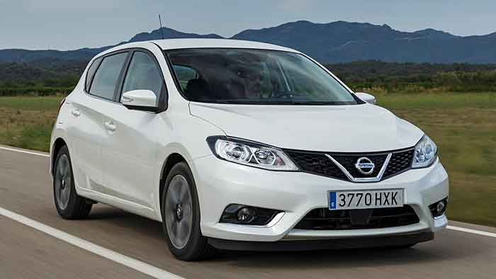 Nissan kehrt mit dem Pulsar in die Kompaktklasse zurück.