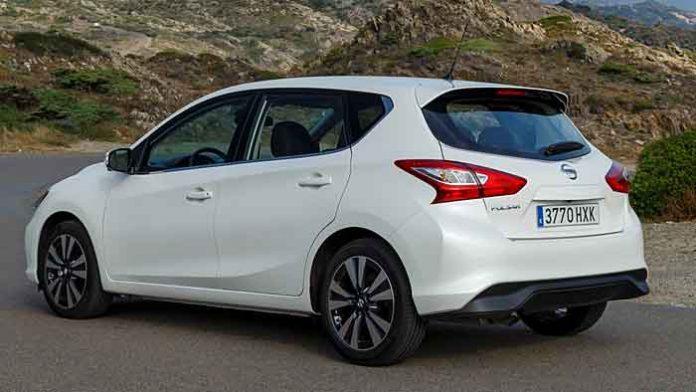 Der Nissan Pulsar ist konsequent auf Praktikabilität ausgerichtet.