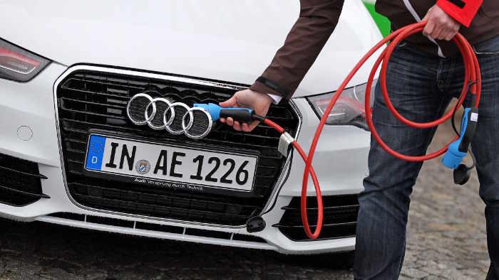 Audi A 1 e-tron