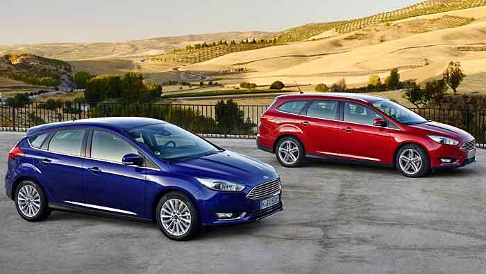 Der Ford Focus ist Rabatt-Spitzenreiter bei den Kompakten.