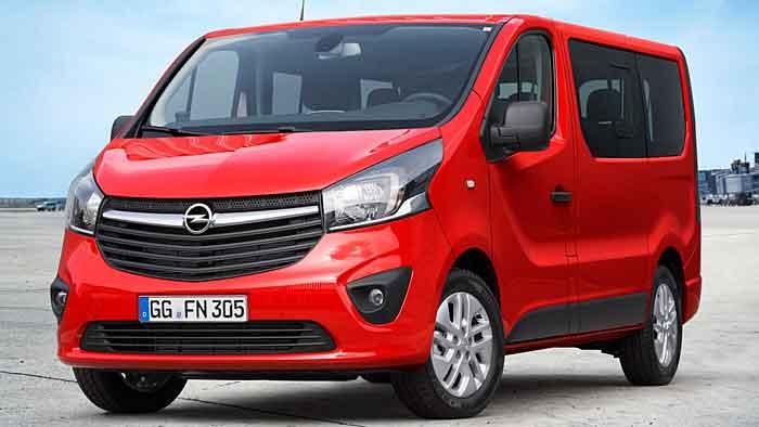 Der Opel Vivaro kann nun dank Irmscher aufgehübscht werden.