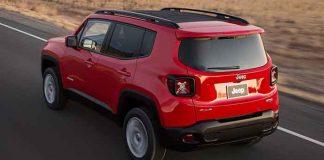 Der Jeep Renegade kommt optisch dem Wrangler näher als ein Cherokee.