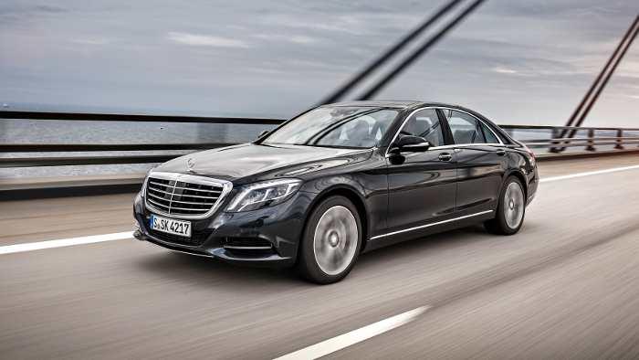 Der neue S 500 Plug-in-Hybrid von Mercedes