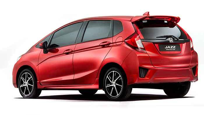 Honda stellt in Paris den seriennahen Prototypen des Jazz vor.