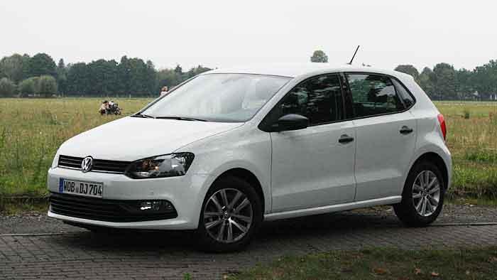Der VW Polo wird nun auch als Benziner sparsamer.