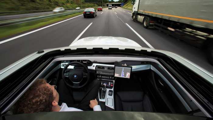 BMW will autonome Fahrzeuge bald auch in China fahren lassen.