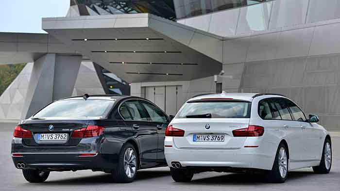 Bei BMW ist eine Sicherheitslücke geschlossen worden.
