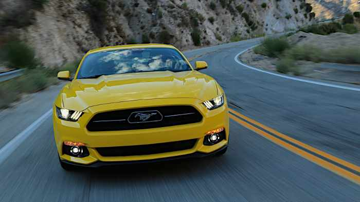 Der Ford Mustang