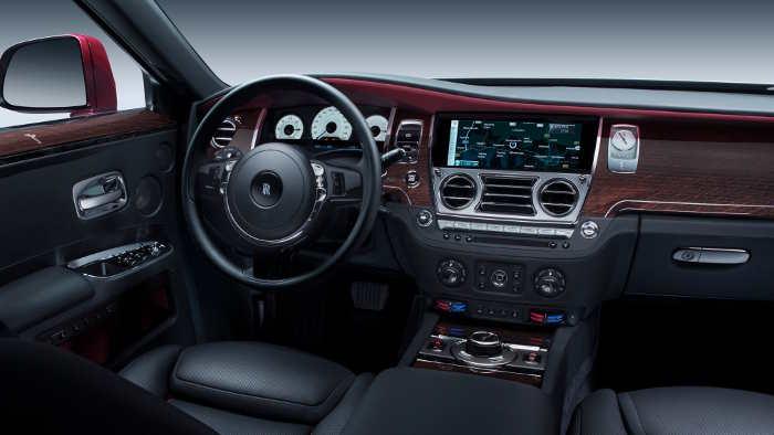 Rolls-Royce Ghost II.