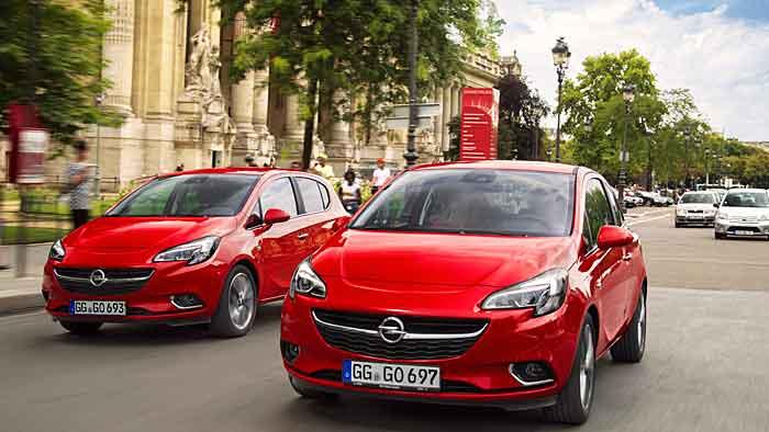 Der neue Opel Corsa wurde in Paris vorgestellt.