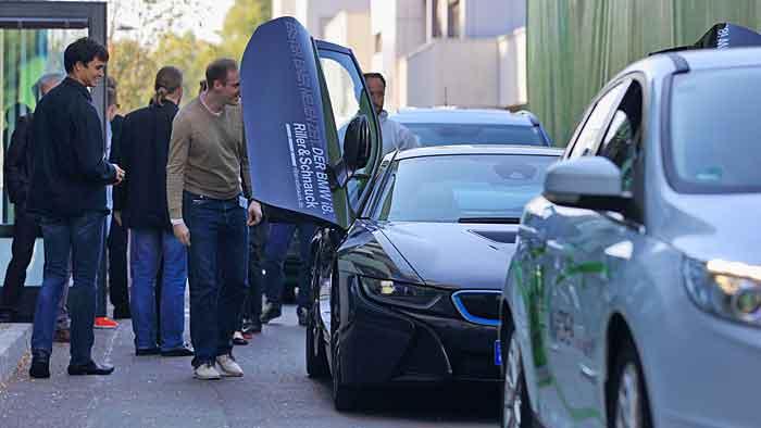 Berliner Agentur bezuschusst Elektroautos