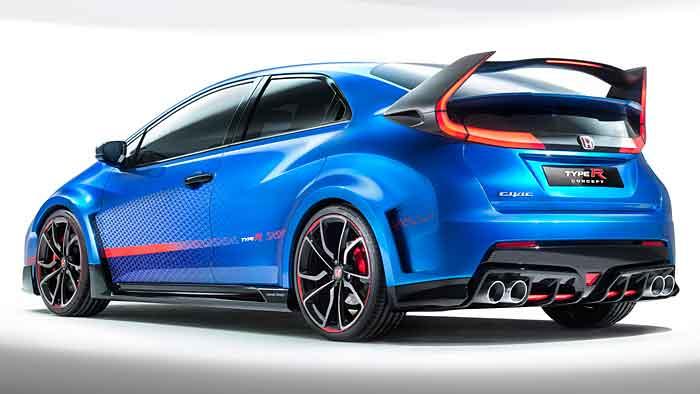 Honda hat den Civic Type R erstmals mit einem Turbo ausgestattet.