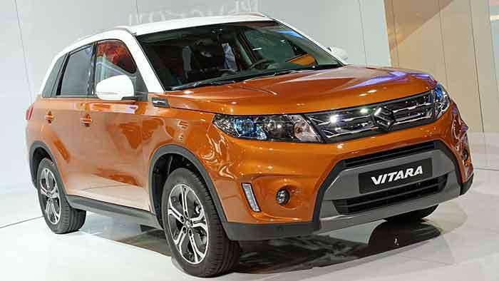Suzuki Vitara ohne Grand