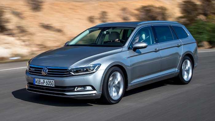 Der VW Variant 4Motion kommt zurückhaltend daher.
