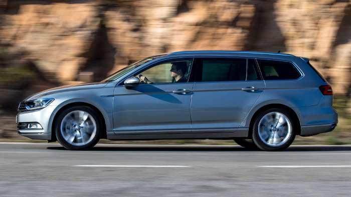 Der VW Passat
