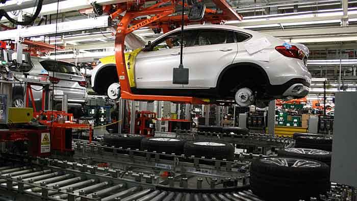 Ein Drittel aller Innovationen in 2014 kam von deutschen Herstellern.
