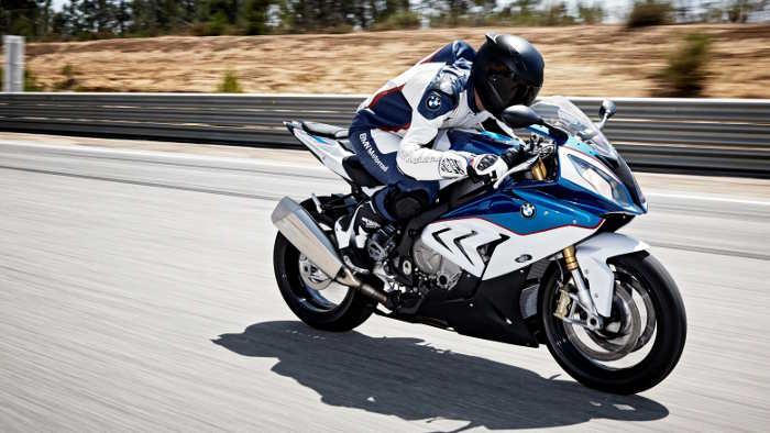 BMW Motorrad mit Absatzrekord
