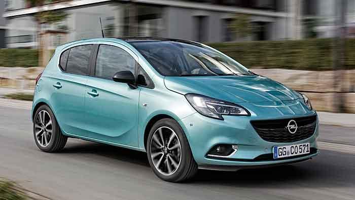 Der Opel Corsa erhält einen neuen Turbo-Benziner.