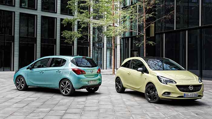Der Opel Corsa kommt Anfang 2015 in fünfter Auflage auf den Markt.