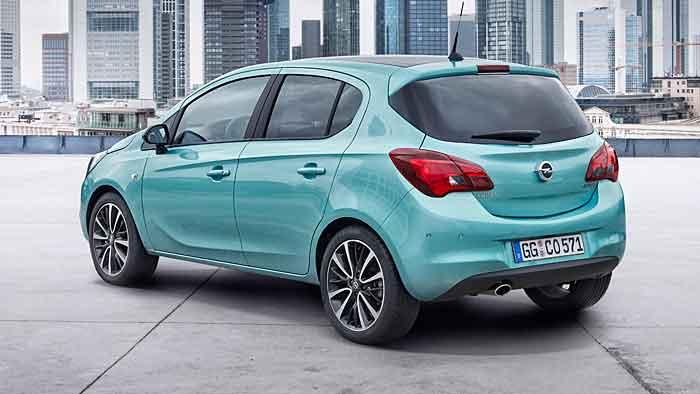 Der neue Opel Corsa schlug gut ein.