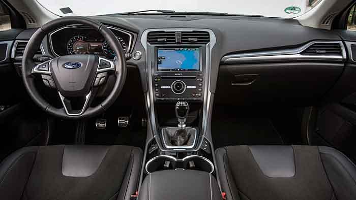 Spätstarter Ford Mondeo kann nicht nur beim Fahrwerk punkten.