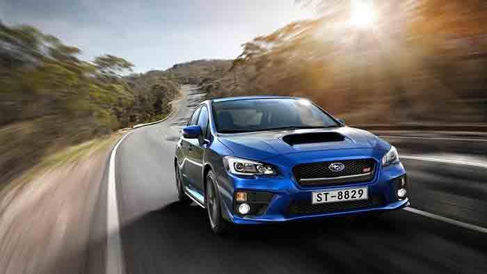 Subaru WRX STI: Aus der Zeit gefallen