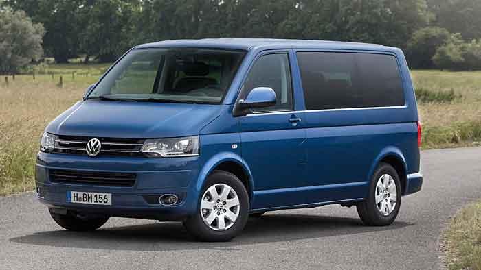 Der VW T5 Multivan kann als Bluemotion sehr sparsam gefahren werden.