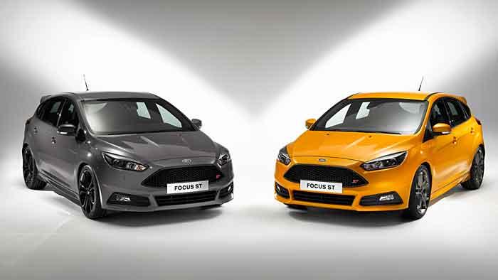 Ford bietet den Focus ST erstmals auch als Diesel an.