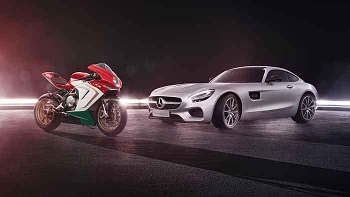 Mercedes-AMG hat die Genehmigung zum Einstieg bei MV Agusta erhalten.