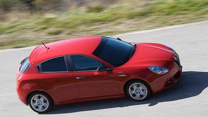 Alfa Romeo verschafft der Giulietta Sprint bis zu 175 PS