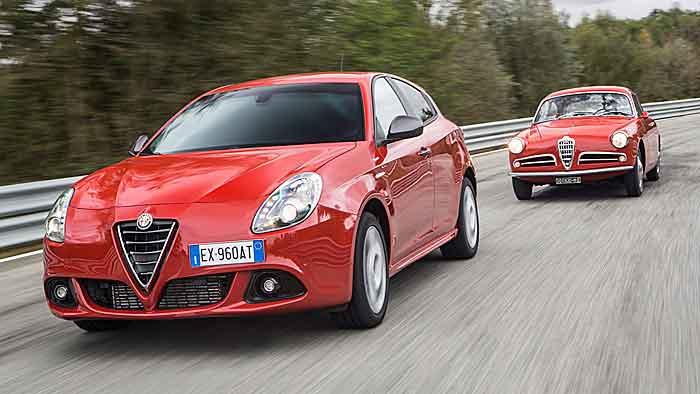 Alfa bietet 4000 Euro Eintauschprämie für die Giulietta.