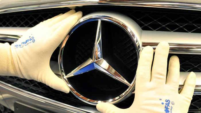 Mercedes bringt zwölf neue Modelle bis 2020