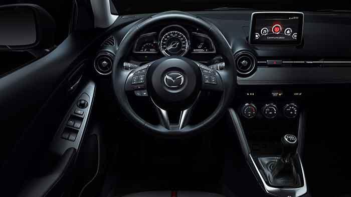 Der neue Mazda2 ist das vierte Modell der Designsprache Kodo.