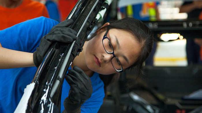 Der chinesische Automarkt schwächelte im Februar