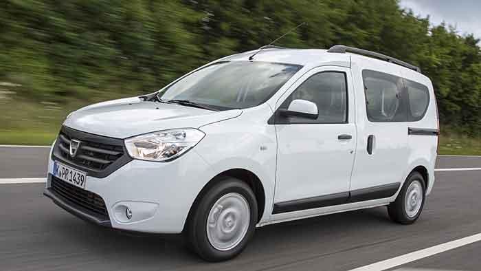 Der Dacia Dokker basiert auf dem Van Lodgy, auch wenn er dem Renault Kangoo ähnelt.
