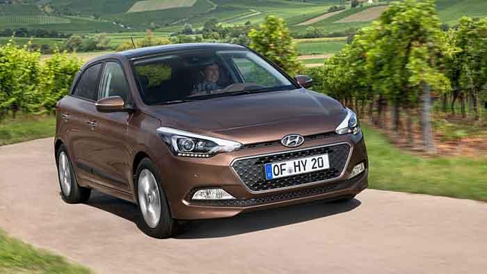 Hyundai hat den i20 komplett neu gestaltet