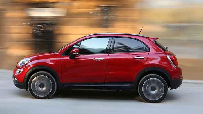 Fiat rabattiert den 500X