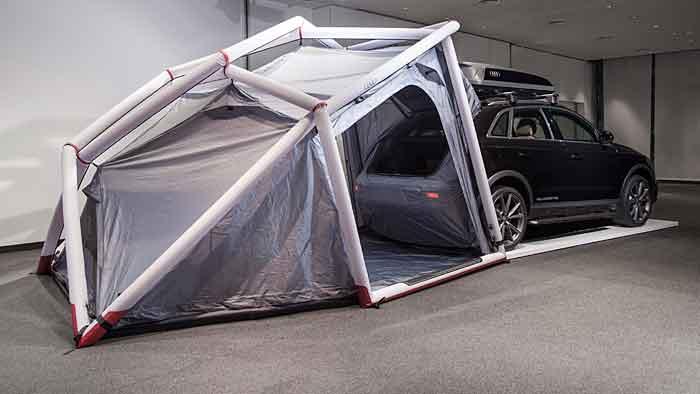 Audi hat den Q3 bereits nach drei Jahren Laufzeit geliftet.