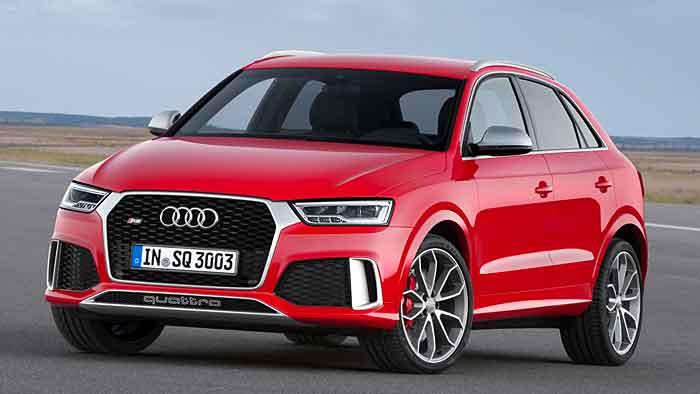 Audi befindet sich weiter auf Rekordfahrt.