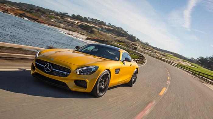 Mercedes-AMG GT S: Der Porsche-Ärgerer