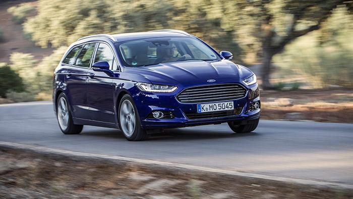 Ford Mondeo: Vom Streben nach Höherem