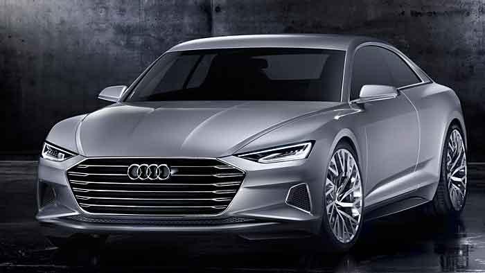 Audi startet mit prologue in neue Design-Ära