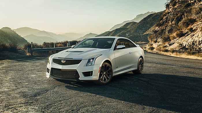 Cadillacs Werkstuner V hat erstmals Hand an den ATS gelegt.