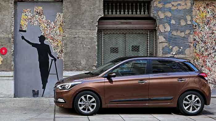 Hyundai hat den i20 komplett neu konzipiert.