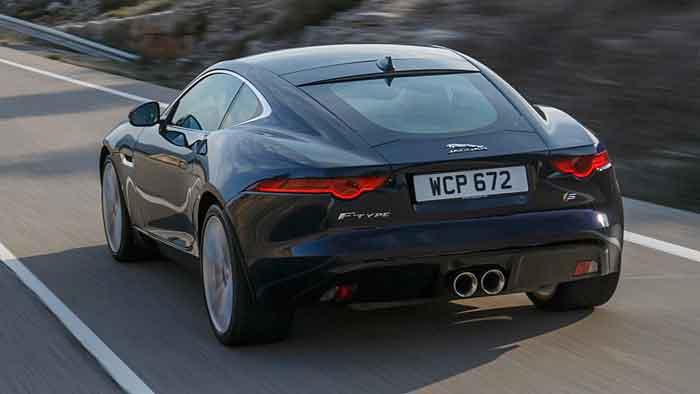 Die 340 PS der Basisversion reichen beim Jaguar F-Type vollkommen aus.