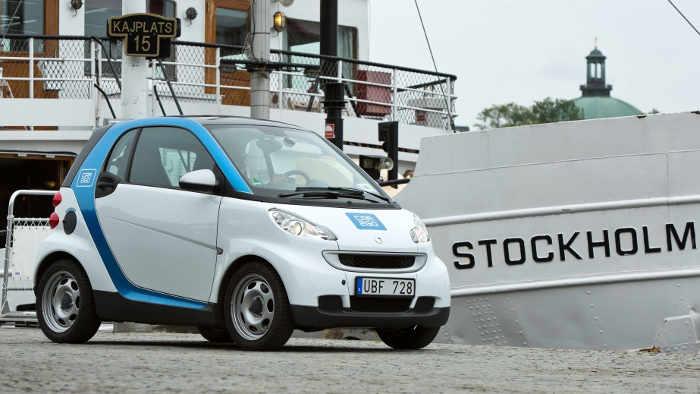 Car2go: Autos ab sofort mit Smartphone zu öffnen