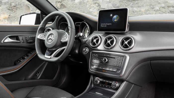 Mercedes CLA Shooting Brake neu Daimler