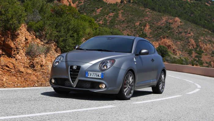 Der Alfa MiTo 1.4 leistet 170 PS