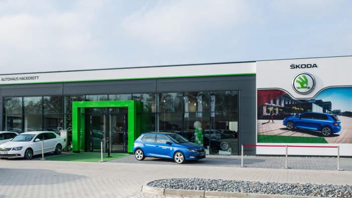 Skoda: Weiteres Wachstum mit neuem Markenauftritt